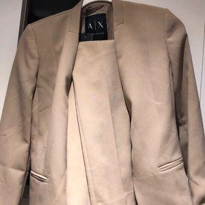 Armani exchange women suit